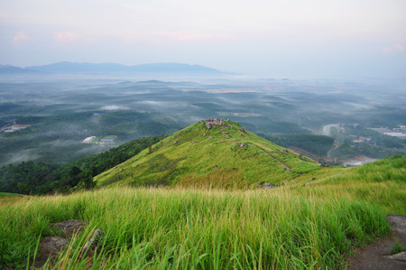 bukit: Broga Hill Hiking