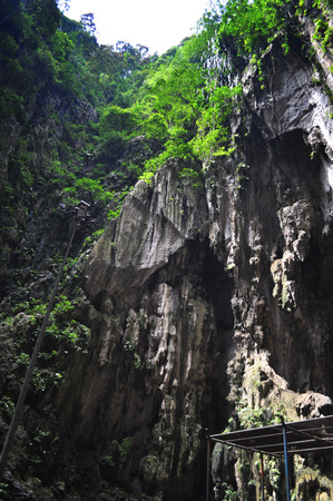 Batu Cave Inside  photo