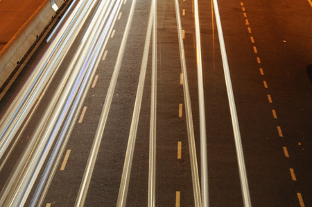 streak: Highway Light Streak