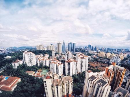 Malaysia properties apartment cityscape