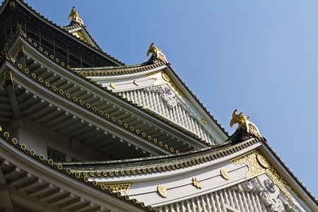 magnificence: magnificence of osaka castle Editorial