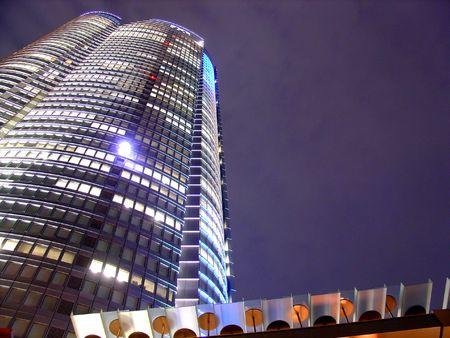 stell: Roppongi Hills landmark skyscrapper in Tokyo, Japan