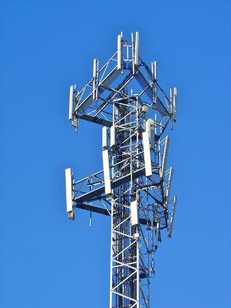 Mobile comunications antenna, for 2G (GSM) and 3G (UMTS/WCDMA)