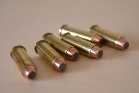 assasin: Gun bullets that wish nobody could have access to.