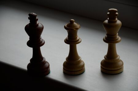 Checkmate of the black king without a board