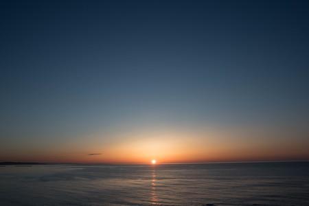 Still sunset 写真素材