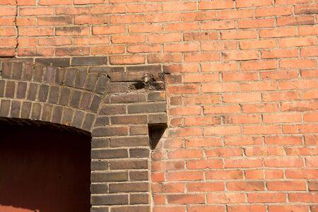 Brick warehouse