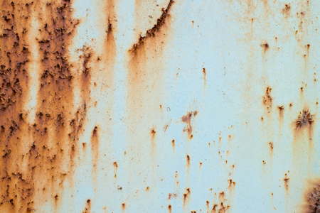 rusting: Rusted Metal Texture Background.