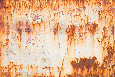 Rusted Metal Texture Background.