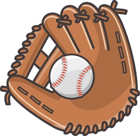 Baseball Gloves and Hard Balls