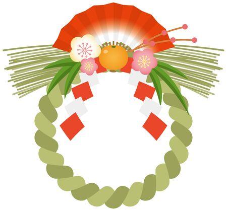 Image illustration of Shime-nawa