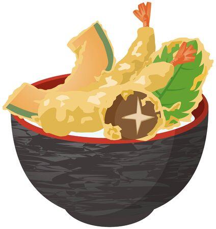 Image illustration of Tengu 版權商用圖片 - 138424305