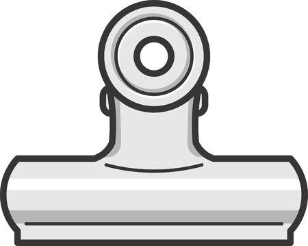 Illustration of the eyeball clip