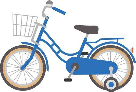 Image illustration of a four-wheeled vehicle 向量圖像