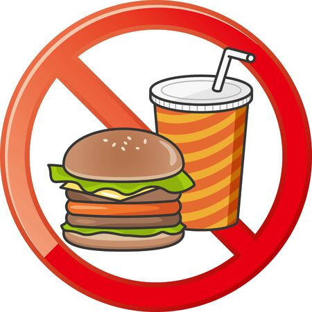 No food and drink marks