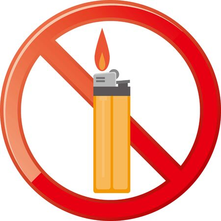 A mark of fire strict prohibition