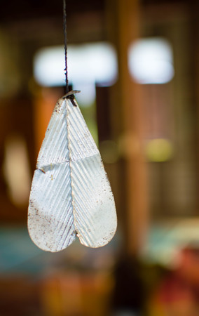 forme: Vent forme carillon coeur