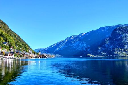 Hallstatt is a completely amazing town in Austria, hidden between the mountains and Lake Hallstattersee