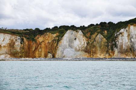 Alabaster Coast in France, Dieppe Normandy France