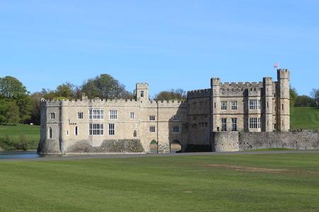 historic: Leeds Castle, Historic building