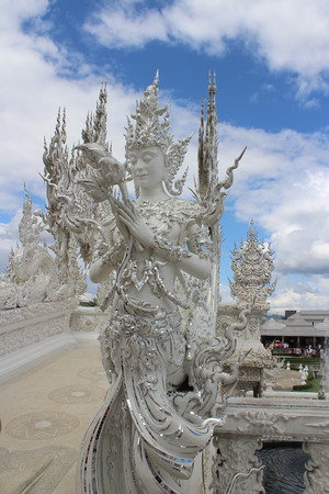 owned: Wat Rong Khun - The White temple, Chiang Rai