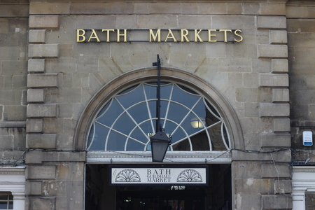 Bath Markets, Bath, UK Editorial