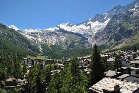honorarios: Alpes de SaaS fee y Suiza