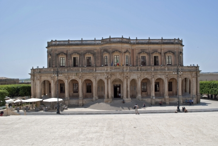 civic: civic house in noto