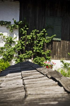matrei: old house in matrei am brenner in austria