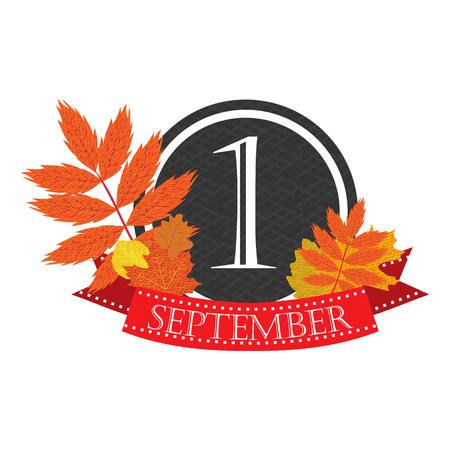 in september: icon ferst September