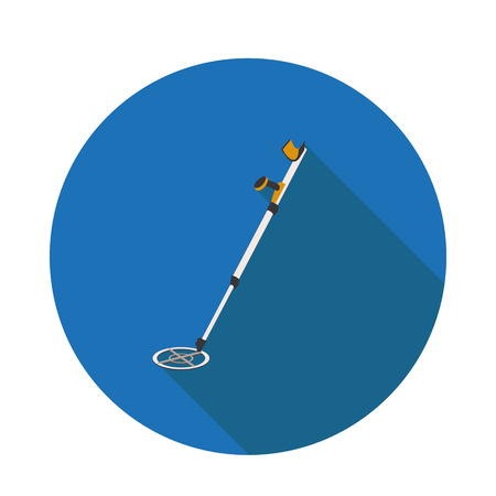 flat icon minesweeper Illustration