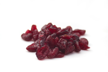 Dried cranberry fruits