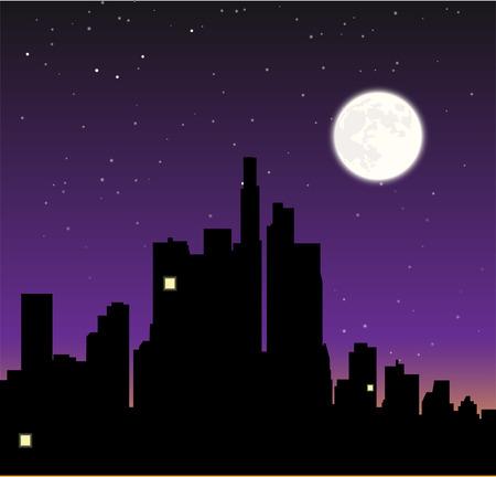 sky scraper: insomnia illustration
