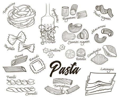 Pasta set