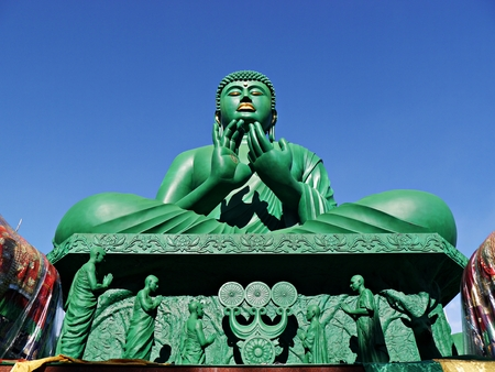 great: The great Buddha of Nagoya