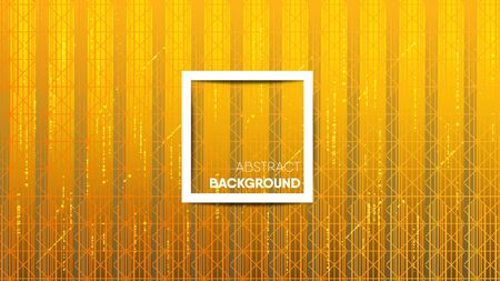 Abstract golden background with gold stripes. EPS10, Vector, Illustration Size ratio 1920x1080