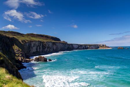 Cliffs, Coastline of Ireland