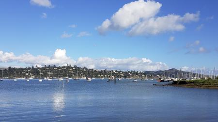 Bay of Sausalito, San Francisco Stok Fotoğraf