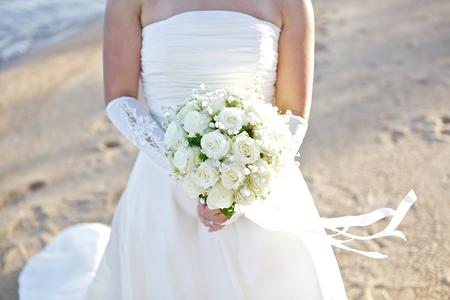 bruiloft boeket