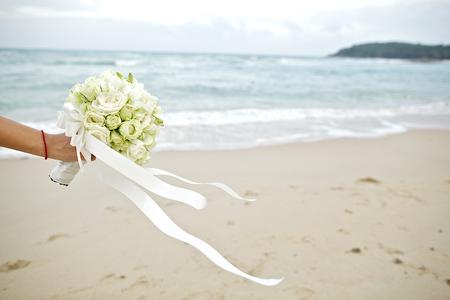 결혼식 꽃다발 스톡 콘텐츠