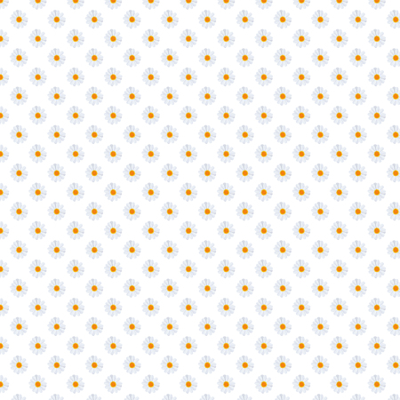 5000x5000px 300dpi Fancy Daisies Daisy field floral Pattern Background Digital Paper