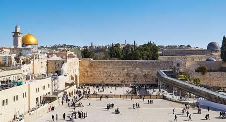 西部の壁エルサレムの嘆きの壁として知られています。
