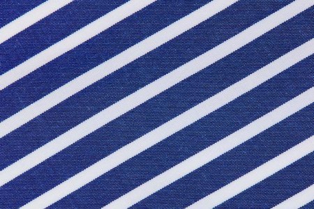stripy: Stripy Fabric background blue and white closeup