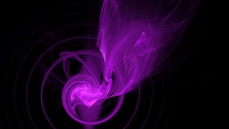 lite: Lite pink explosion abstract background in dark
