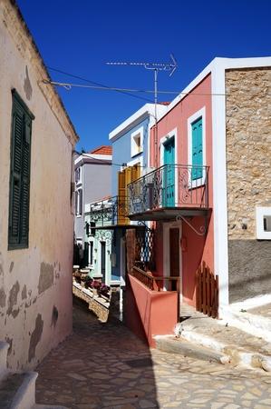 halki: the white streets of old halki