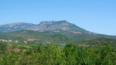 mountain Demerji view
