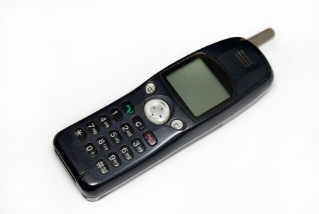old cell phone Stockfoto