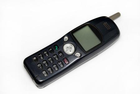 Vieux téléphone portable Banque d'images - 93944325