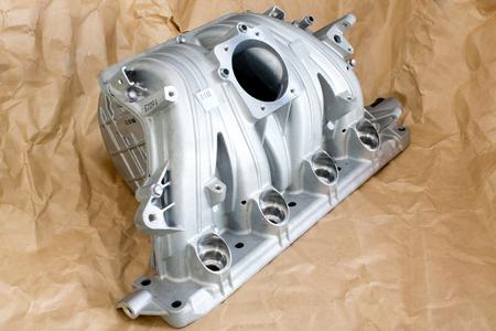 new intake manifold