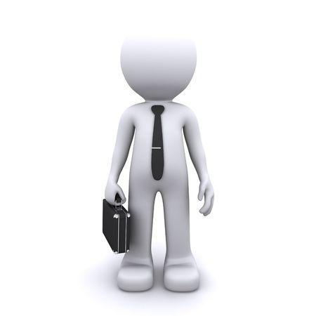 appear: business man concept